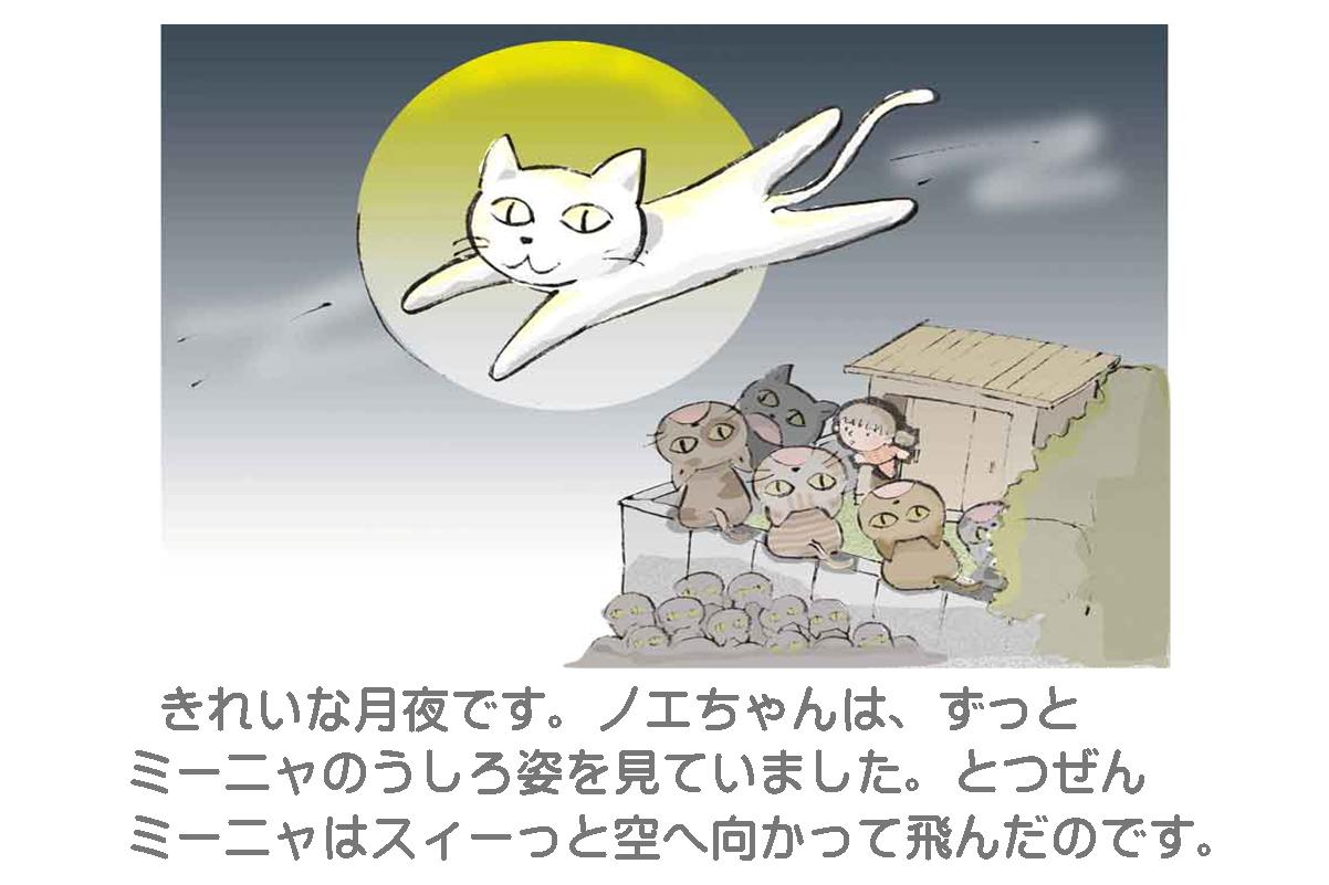 夢をかなえるネコたち