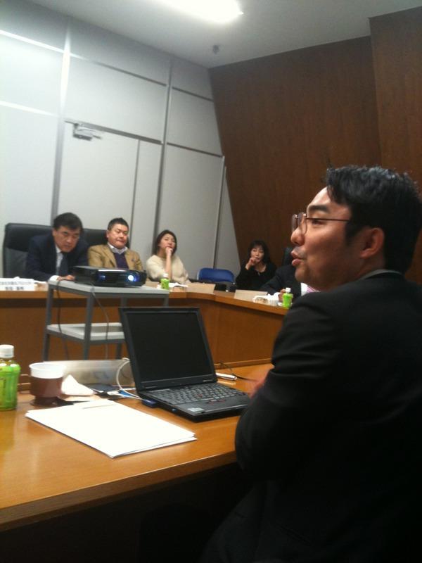 アジア経営者連合会様主催(ツイッターセミナー:澤田 秀雄理事長も参加していただきました。)